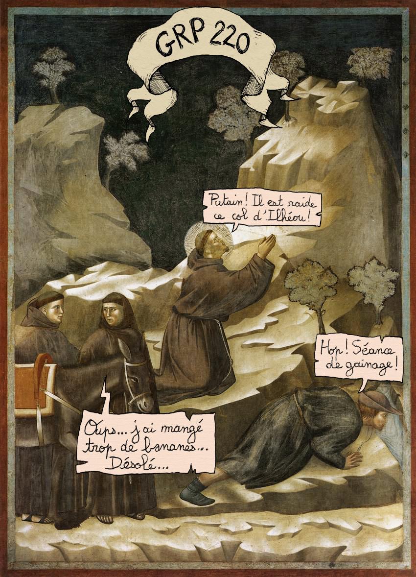 LE GRP 220 par Giotto