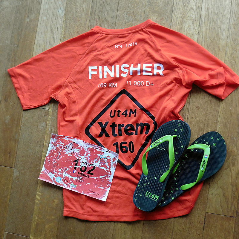 UT4M Finisher