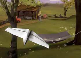 paperplane screenshot00